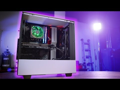 We tested NZXT's new Budget Gaming PC!