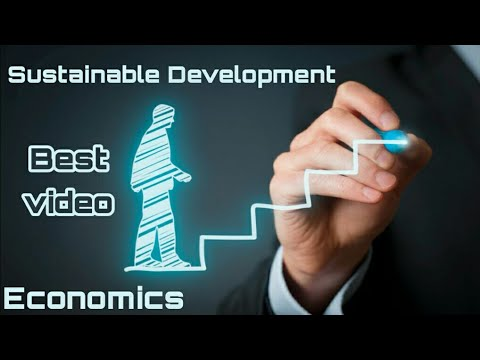 Sustainable development in hindi | Environment and sustainable development | Class 11