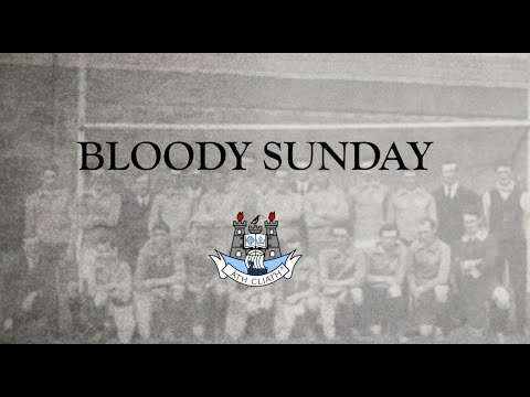 B100dy Sunday- Dublin GAA remembers