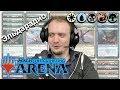 Эльдар и Вова штурмуют Арену  Драфт Magic: the Gathering Arena