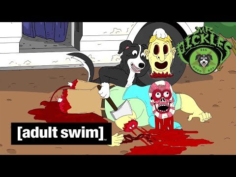 Adult Swim VF - Mr Pickles 🇫🇷 | Les Moments Mignons De Mr Pickles - Partie 3