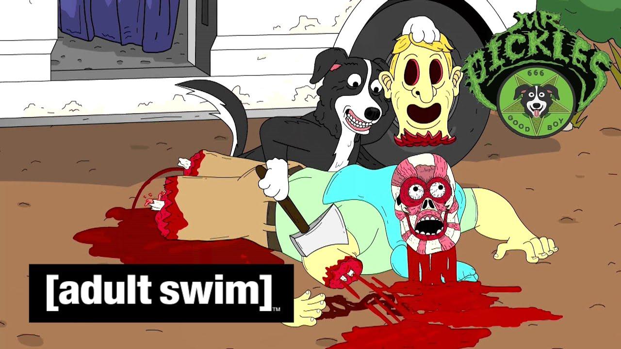 Download Adult Swim VF - Mr Pickles 🇫🇷 | Les moments mignons de Mr Pickles - Partie 3