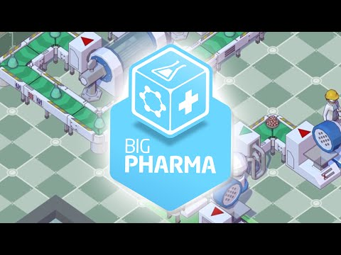 Dags för nya mediciner! - Big Pharma #2! (Swedish)
