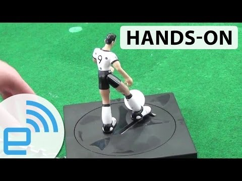 U14 Freekick hands on | Engadget