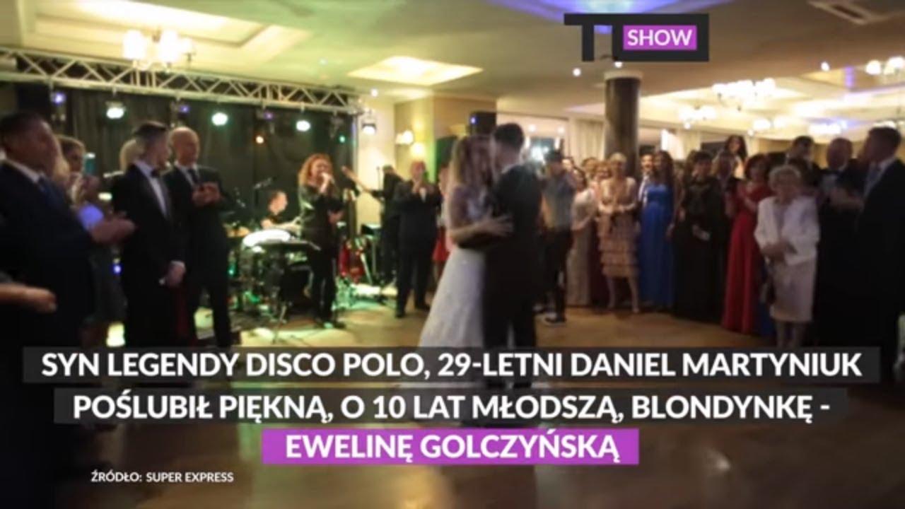 ślub Syna Zenka Martyniuka Wideo Youtube