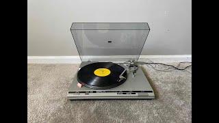 Technics SL-B30 Record Player …