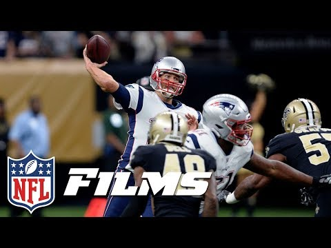 Tom Brady Dissects the Saints Man-to-Man Defense (Week 2)   NFL Turning Point