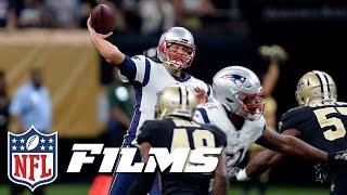 Tom Brady Dissects the Saints Man-to-Man Defense (Week 2) | NFL Turning Point