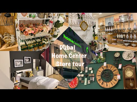 UAE Homecenter store tour /home center shopping/ shopping haul/ Homecenter collections
