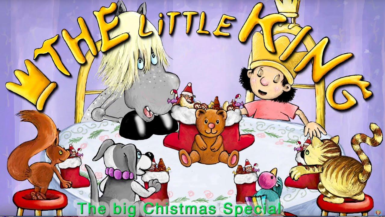 big christmas special  the little king  der kleine könig