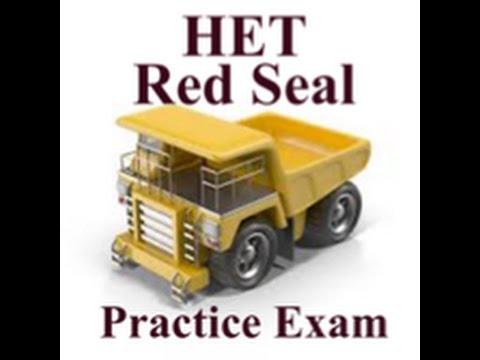 Heavy Equipment Technician Practice Exam - Free Download