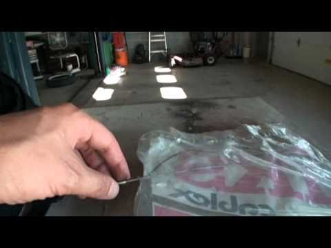 Classic VW Beetle Bug How To Restore hookup Heater Cable Tip by Vallone