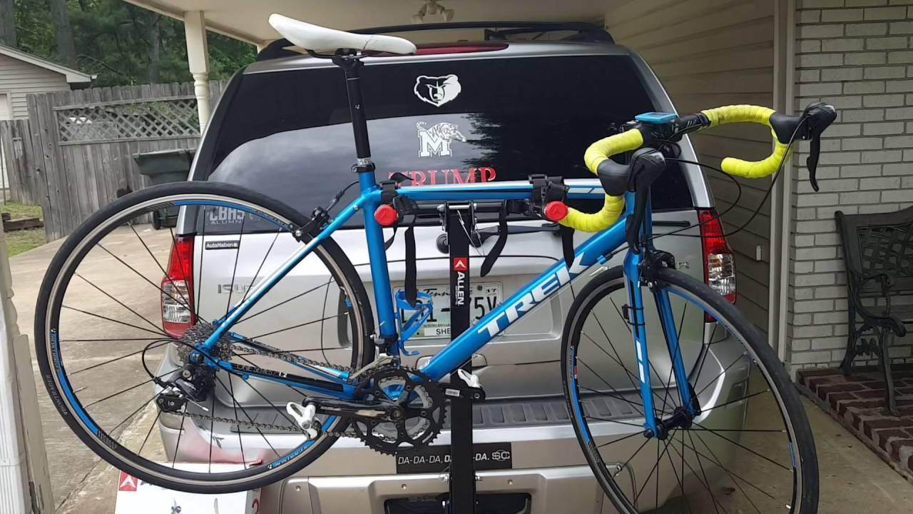 Allen Sports Bike Rack Review