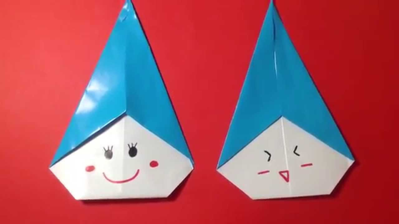 Origami For Kids 9 Different Origami Work Youtube