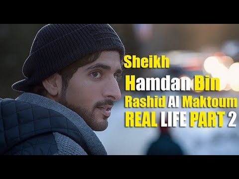Sheikh Hamdan Crown Prince Of Dubai Fazza3 Real Life Style P