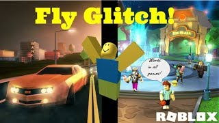 FLY IN ANY ROBLOX GAME! ROBLOX FLYING GLITCH!