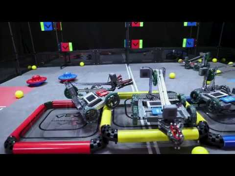 VEX Robotics Competition Turning Point: 2018-2019 VRC Game