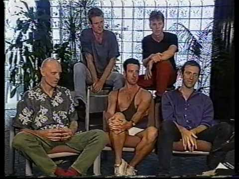 Midnight Oil interview Video Smash Hits
