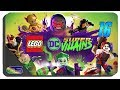 LEGO DC Super Villains gameplay walkthrough Part 16