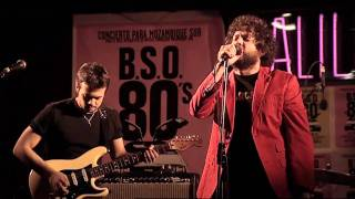 BSO 80s Zeno & The Stoics - Hazy Shade of winter (the Bangles)