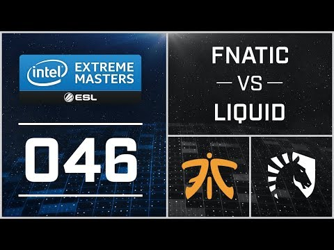 #46 - IEM Katowice 2018 - Fnatic vs Liquid
