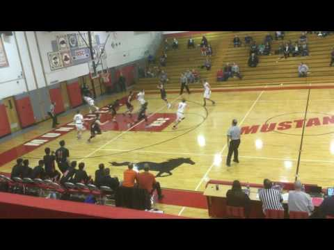 Chris Harris Lake Forest Academy 2016 Highlights
