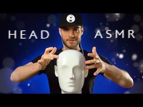 ASMR BINAURAL HEAD ATTENTION - New Mic Test. Popular Triggers. Extreme Tingles.