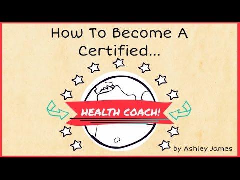Health Coach Certification - Ashley James