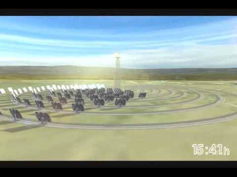 Central Solar de Geometría Variable