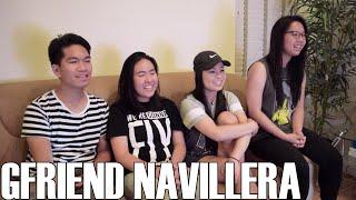 GFriend (여자친구)- Navillera (Reaction Video)