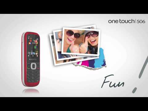 ALCATEL ONE TOUCH 506