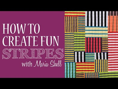 Creating Stripes With Solids Demo