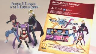 Tales of Graces f - Unboxing Trailer