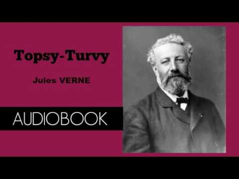Topsy-Turvy by Jules Verne - Audiobook