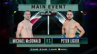 Bellator 191 Highlights: Michael McDonald Wins Debut - MMA Fighting