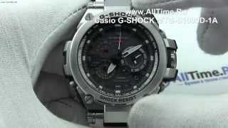 Обзор. Мужские наручные часы Casio G-SHOCK MTG-S1000D-1A(Подробное описание и фото: http://www.alltime.ru/catalog/watch/374/casio-g-shock/Man/14026/detail.php?ID=1534440&back=list., 2015-10-12T19:47:03.000Z)
