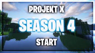Minecraft Projekt | ALLE KÖNNEN JOINEN!!! | Minecrat Projekt X Season 4 Folge 1