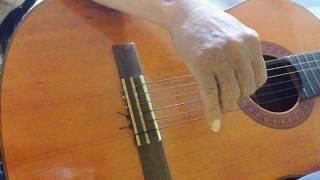 Cây đàn bỏ quên Guitar Solo