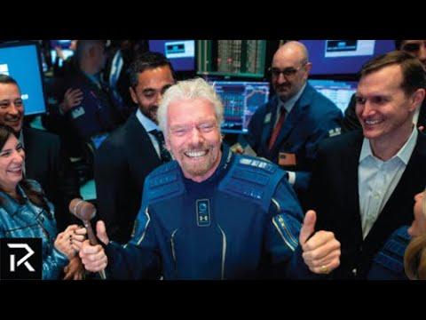 How Richard Branson Won The Billionaire Space Race