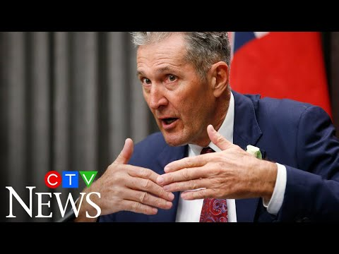 Pallister blasts COVID-19 rule-breakers: 'Right to shop is not as important as the right to life'