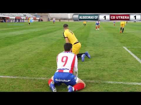 El Algeciras sólo logra un empate ante el Utrera (1-1)