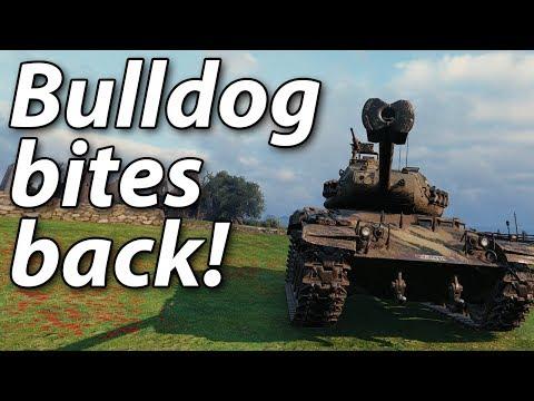 Bulldog bites back! - M 41 90