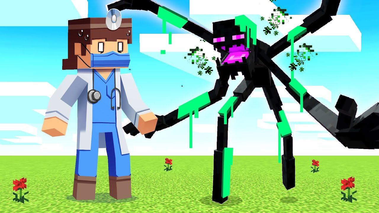 Download Minecraft But EVERY MOB Has A VIRUS!