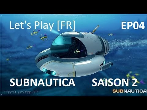 Subnautica [FR] S2 EP4 (le moonpool - la chambre d'immersion)