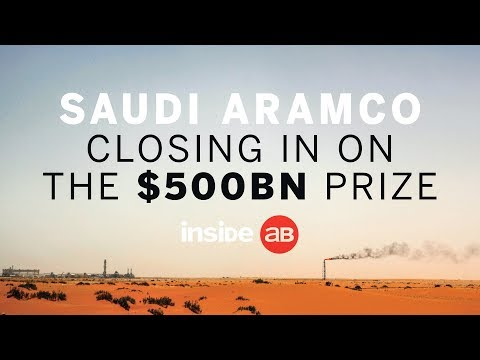 Saudi Arabia and the story behind the world's biggest IPO