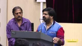 T. Rajendar's bold speech Vaalu success meet