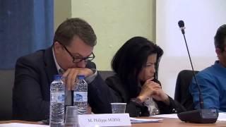 Conseil municipal<br/>  28 mai 2015