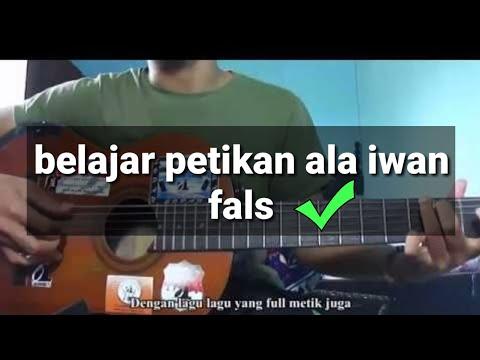 kunci gitar   download video belajar gitar untuk pemula (  Cara Memetik Gitar Ala Iwan Fals )