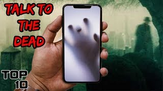 Download Top 10 Scary iPhone Apps You Should NEVER Download Mp3
