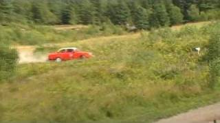 Repeat youtube video Johan Nilsson Släggräser Toveks Rally Fight